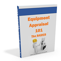 Expert Equipment Appraisal 101 eBook Image