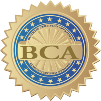 Business Certified Appraiser Logo